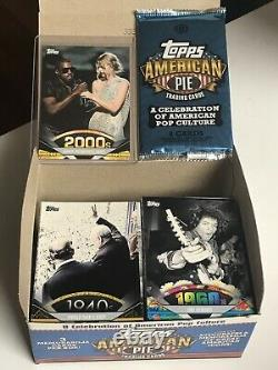 2011 Topps American Pie complete base set 200 cards with Kanye Swift, Cobain