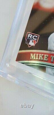 2011 Topps Baseball Update Complete Set with Mike Trout US175