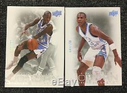 2012-13 Upper Deck Michael Jordan Master Collection Box Complete Base Set /250