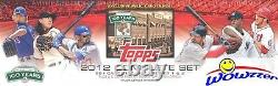2012 Topps Baseball 667 Cd Factory Set-2 Bryce Harper+MIKE TROUT RC+Fenway RELIC