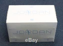 2013 Michael Jordan UD Master Collection 184/250 with Signed AUTO Logo Patch Set