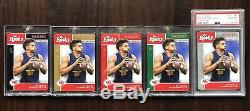 2017 Patrick Mahomes Rookie RC RPA MVP (27) 1/1 (8) Complete Sets