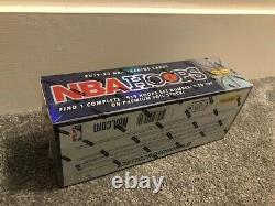2019-20 NBA Hoops Premium Box Set (Rare / 199 Total Sets)
