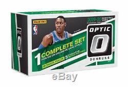 2019-20 Panini Donruss Optic Basketball Fanatics Exclusive Set 5 RC Pack ZION
