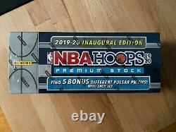 2019-2020 Panini NBA Hoops Premium Stock Basketball Card Factory Set IN HAND
