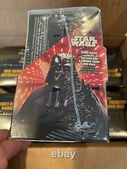 2019 STAR WARS TOPPS CHROME LEGACY HOBBY BOX Factory Sealed Free Shipping