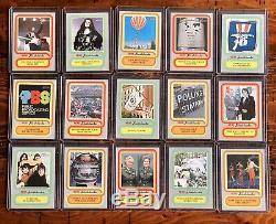 2019 Topps Heritage Complete Master Set SP, 7 Sub Sets, Target Walmart 615 Cards