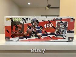 2020 Panini Donruss Football Complete 400 Card Set Box Brand New Factory Sealed