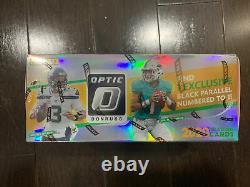 2020 Panini Donruss Optic NFL Football Premium Box Hobby Set #/199 Sealed New