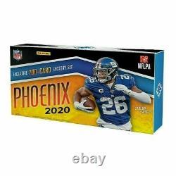 2020 Panini Phoenix Football Fanatics Exclusive Factory Set Factory Sealed Box