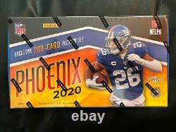 2020 Phoenix Fireburst 200 Card Factory Set 100 Rookie Cards Burrow Tua Herbert