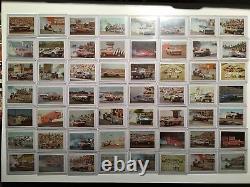 AHRA Official Drag Champs 1971 Fleer Complete Set of 63 Vintage Trading Cards