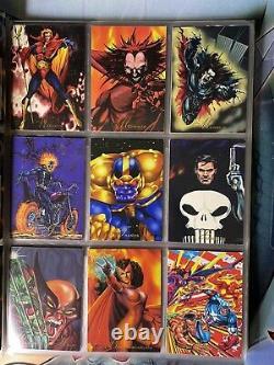 Album 1994 Marvel Pepsi Cards Mexico Full Set COMPLETE M294