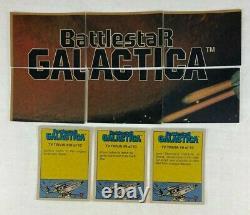 BATTLESTAR GALACTICA EXPANSION (Rittenhouse 2006) Complete Card Set 133-186