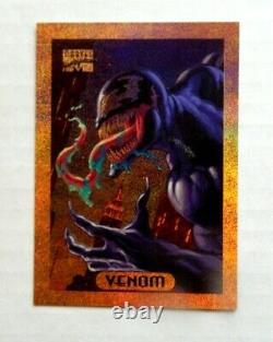 BRONZE HOLOFOIL Chase Set (10) Cards 1994 Marvel Masterpieces Walmart packs