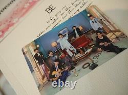 BTS Photo Card BE Essential Edition JPN Official Trading Card