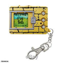 Bandai Japan Monster Digimon Digivice ver. 20th Gold and Silver and Black Set