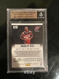 Bradley Beal Bgs 9.5 2012-13 Panini Prizm #238 Rookie Gold Prizm Rookie Rc /10