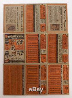 Complete 1972 Topps Baseball Card Set in Box (787 Cards) Mays Aaron Bench Rose