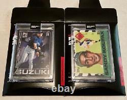 Complete Topps Project 2020 Set 1-400 With Boxes In sleeves clean non smoker