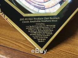 Derek Jeter Rookie Card 1993 Topps Stadium Club #117 RC Jack Murphy Stadium