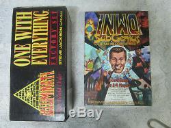 Factory Set & Subgenius Set 550cds Illuminati INWO Card Game New World Order