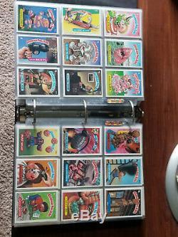 GARBAGE PAIL KIDS GPK original series complete sets 1-15