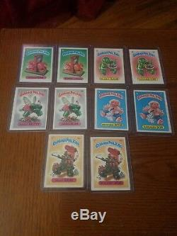 Garbage Pail Kids Original Series 1 Gpk Os1 Complete 82 Card Numerical Set