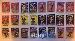 Garbage Pail Kids Series 1 OS1 USA 1985 Complete Set 88 cards