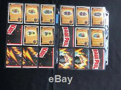 Garbage Pail Kids series 2 complete Variation Set with wrapper NM Mint 86/86 Cards