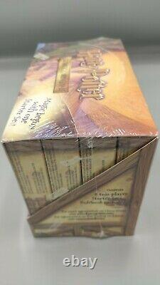 Harry Potter TCG Starter set Booster Trading Cards THEME DECK WOTC CCG SEALED