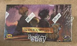 Harry Potter Trading Card Game TCG Base Set Booster Box Factory Sealed WOTC-RARE