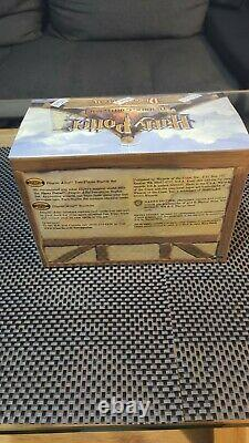 Harry Potter booster Diagon Alley booster starter Set TCG Trading Cards WOTC
