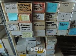 Huge Card Lot 350,000+ Non Sport Card Sets Singles Instant Store Inventory Bulk