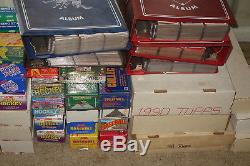Huge Trading Card Collection - 51,728 Cards - Unopened Sets / Boxes