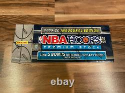 IN HAND FACTORY SEALED 2019-20 NBA Hoops Premium Stock Set Basketball NBA Card