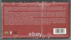 LEBRON JAMES 2003-04 Upper Deck NEW Sealed Box 32 Rookie Card RC Set 15k Auto