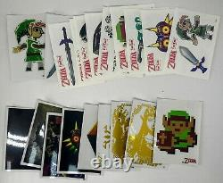Legend of Zelda Trading Cards 2016 by Enterplay Complete Set of all 138 cards
