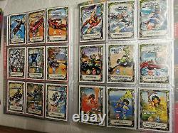 Lego Ninjago Serie 6 alle 252 Sammelkarten Komplett Set Trading Cards 2021
