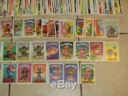 Lot Of 345 Garbage Pail Kids Cards 1986 1987 Sets Great Shape