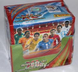 MEGA-SET Panini TRADING CARDS ADRENALYN XL BOXES WM WC 2002, 2006, 2010, 2014