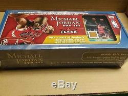 Michael Jordan Fleer 200 Card Set Game Used Floor & Possible Autograph Or Rookie