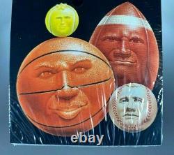 NIKE CARD SET 1985 Factory Sealed MICHAEL JORDAN Chicago Bulls JUMPMAN