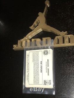 Original Auth 1986 Star Co Michael Jordan 10 Card Set Sealed Baggie Rookie NM-MT