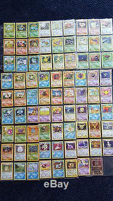 original base set 151150 pokemon cards 100 complete