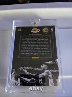 Panini Kobe Bryant On Card Auto Autograph /8 Kobe Anthology Set