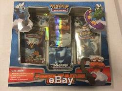 Pokemon Forces Of Nature Collection Box Gift Set For Card Game TCG CCG Thundurus