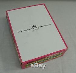 RARE TOPPS 1985 GARBAGE PAIL KIDS GPB 1st SERIES BOX SET 48 SEALED WAX PACKS