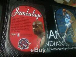 Rare 2004-05 Ex Jambalaya Exl Carmelo, Mcgrady, Vince Carter 30%of The Set