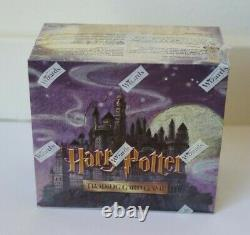 Rare WOTC Harry Potter Trading Card Game TCG Base Set Booster Box Factory Sealed
